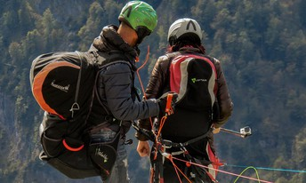 Essential Devices for Paragliding