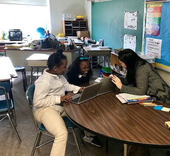 RESTORATIVE PRACTICES MAKING AN IMPACT AT JOHN H. GLENN SCHOOL