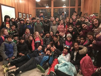 Grade 5 Trip - Cedar Glen