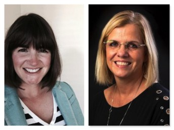Ms. Michelle Buchanan and Dr. Debbie Dailey: