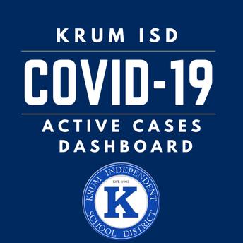 KISD COVID-19 Dashboard