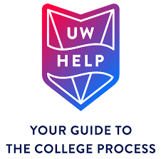 UW Help-Your Guide to the College Process