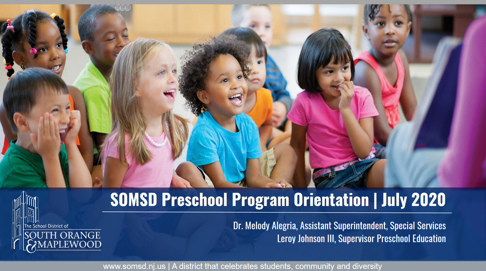 Visit the preschool program website to view the presentation.