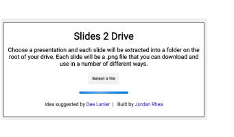 Step 2: Download slides->pngs