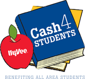 HY-VEE RECEIPT CONTEST - RECEIPTS DUE SEPTEMBER 15