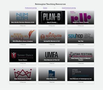 Reimagine Teaching Resources