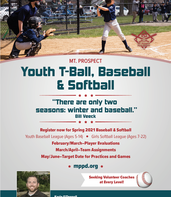 Park District Youth Ball