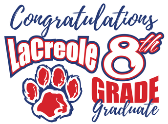 8th Grade Drive Through Recognition - June 15th!