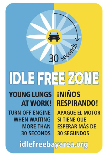 Let's Make McKinley an Idle-Free Zone!
