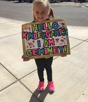 Hello Kindergarten!