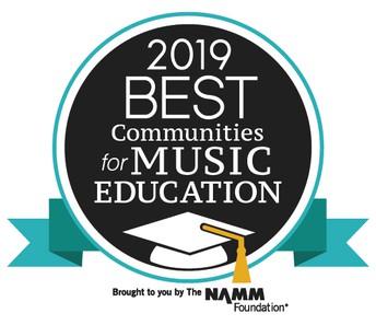 Alexandria Public Schools, a Best Community in Music Education District