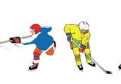Saints Hockey Club led by Mr. Doll