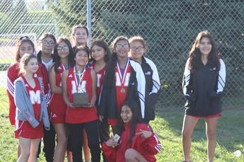 8th Grade Girls - 2018 City Champions ✨ Niñas de Séptimo grado - 2018 Campeonas de la Ciudad.