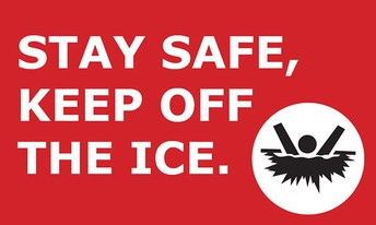 Stormwater Pond Ice Safety