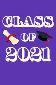 Senior Class of 2021 Website