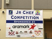 2nd Annual Jr. Chef Competition