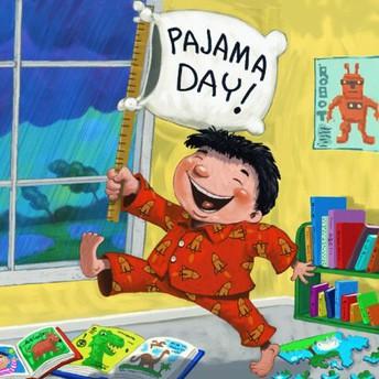 Pajama & Movie Day