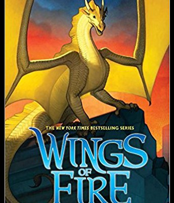 Darkness Of Dragons (Wings Of Fire #10)