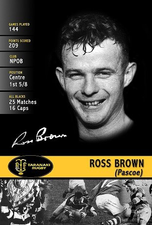 ROSS BROWN RUGBY TOURNAMENT