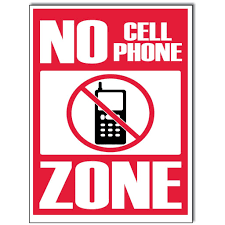 New Cell Phone Policy EFFECTIVE AS OF 1/28/2020