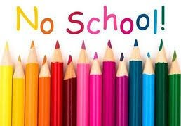 No School Thursday and Friday (March 11th and 12th)