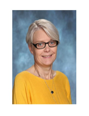 Mrs. Erickson, Administrative Associate