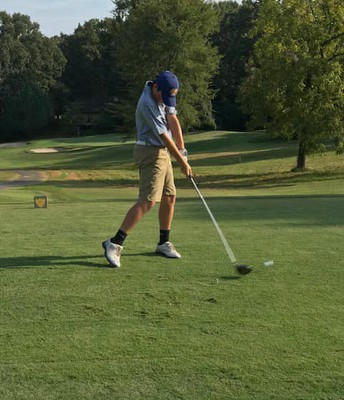 AHS Tigers Golf competes in Houston match