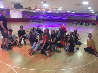 SBAC Skate Party