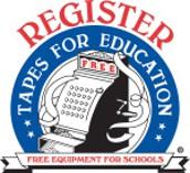 Register Tapes for Education