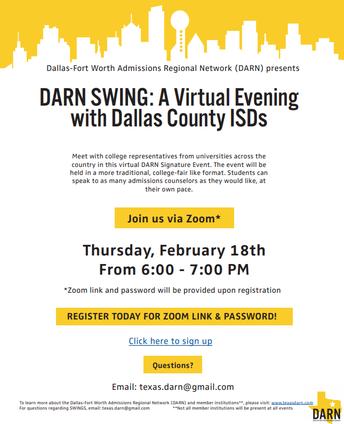 Dallas-Fort Worth Area Regional Network (DARN)