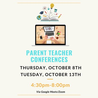 👫👩‍🏫 Parent Teacher Conference