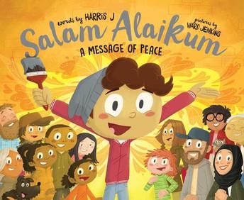 """Salam Alaikum: A Message of Peace"" by Harris J & Ward Jenkins"