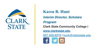 Mentors Needed for Clark State Scholars Program