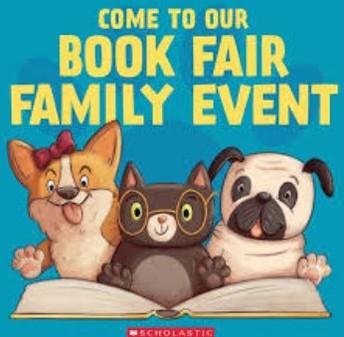 Elementary Book Fair Family Night
