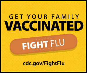 Click above for CDC Flu Fact Sheet for Guardians