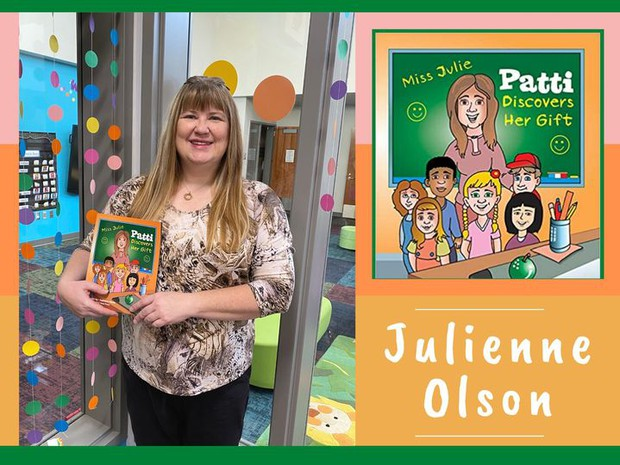 Julienne Olson, Published Author