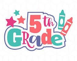 5th Grade Supply Drop Off