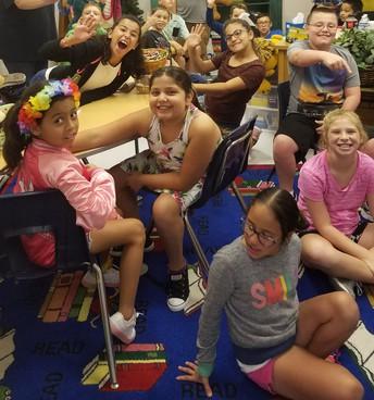 Mrs. Barbiaux's Class