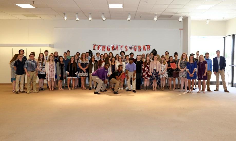 Crosby Scholars Class of 2018
