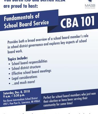 Fundamentals of School Board Service