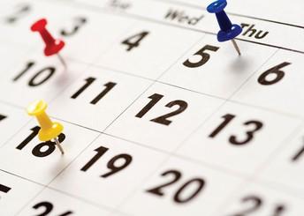 OLCC, P Calendar