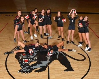 19-20 7th Girls Volleyball