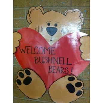BUSHNELL BEARS