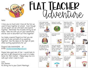 Flat Teacher Adventure