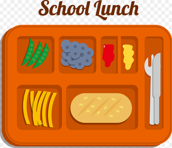 2nd Semester Lunch Schedule