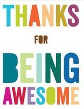 Staff Appreciation! Educators 4 Excellence