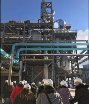United Ethanol in Milton