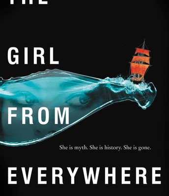 The Girl From Everywhere by H. Heilig