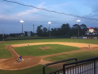 PPS Baseball Team Playing at Hank Aaron Stadium
