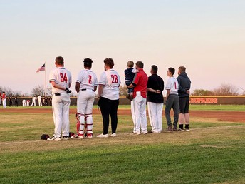 Leopard Baseball Celebrates Little League Night!